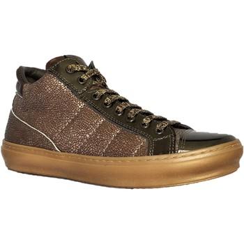Chaussures Fille Derbies Stones and Bones Indios métal
