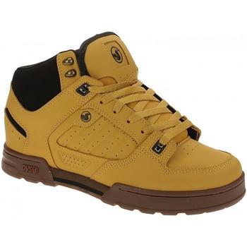 Chaussures Homme Chaussures de Skate DVS MILITIA BOOT chamois lthr Marron