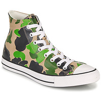 Chaussures Homme Baskets montantes Converse CHUCK TAYLOR ALL STAR ARCHIVE PRINT  HI Camouflage