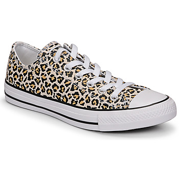 Chaussures Femme Baskets basses Converse CHUCK TAYLOR ALL STAR ARCHIVE PRINT OX Leopard
