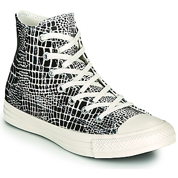 Chaussures Femme Baskets montantes Converse CHUCK TAYLOR ALL STAR DIGITAL DAZE HI Noir / Beige