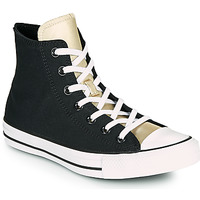 Chaussures Femme Baskets montantes Converse CHUCK TAYLOR ALL STAR ANODIZED METALS HI Noir