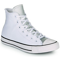 Chaussures Femme Baskets montantes Converse CHUCK TAYLOR ALL STAR ANODIZED METALS HI Blanc