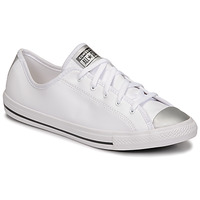 Chaussures Femme Baskets basses Converse CHUCK TAYLOR ALL STAR DAINTY ANODIZED METALS OX Blanc