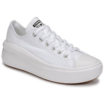 Chaussures Femme Baskets basses Converse CHUCK TAYLOR ALL STAR MOVE CANVAS COLOR OX Blanc