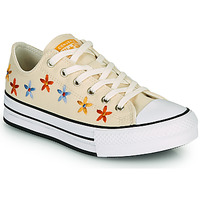 Chaussures Fille Baskets basses Converse CHUCK TAYLOR ALL STAR EVA LIFT SPRING FLOWERS OX Blanc