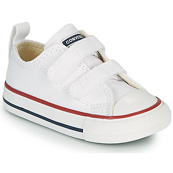 Chaussures Enfant Baskets basses Converse CHUCK TAYLOR ALL STAR 2V FOUNDATION OX Blanc