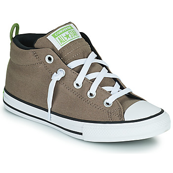 Chaussures Enfant Baskets montantes Converse CHUCK TAYLOR ALL STAR STREET UTILITY LOOP MID Taupe