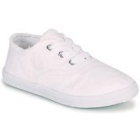 Chaussures Fille Baskets basses Kaporal DESMA Blanc