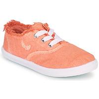 Chaussures Fille Baskets basses Kaporal DESMA Corail