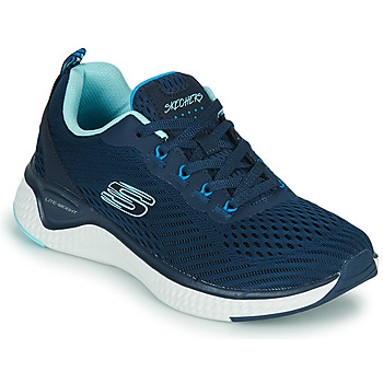 Chaussures Femme Fitness / Training Skechers SOLAR FUSE COSMIC VIEW Marine