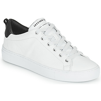 Chaussures Femme Baskets basses Skechers SIDE STREET Blanc