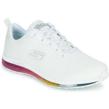 Chaussures Femme Baskets basses Skechers SKECH-AIR ELEMENT Blanc