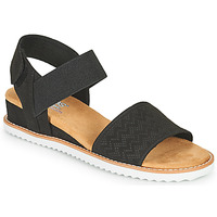 Chaussures Femme Sandales et Nu-pieds Skechers DESERT KISS Noir