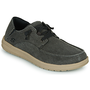 Chaussures Homme Baskets basses Skechers MELSON VOLGO Gris