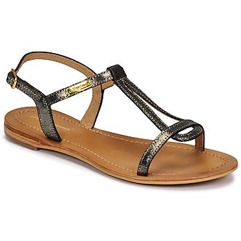 Chaussures Femme Sandales et Nu-pieds Les Tropéziennes par M Belarbi HAMAT Noir