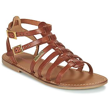 Chaussures Femme Sandales et Nu-pieds Les Tropéziennes par M Belarbi HICELOT Marron