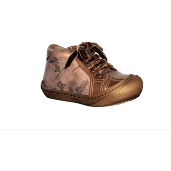 Chaussures Fille Bottines Stones and Bones Wala nude choco