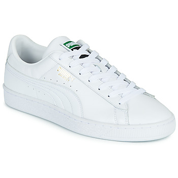 Chaussures Homme Baskets basses Puma CLASSIC Blanc