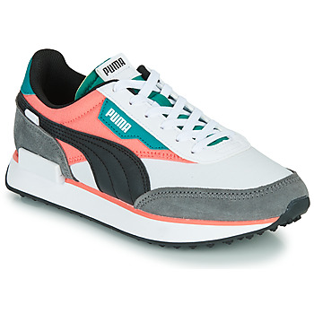Chaussures Femme Baskets basses Puma FUTURE RIDER PLAY ON Multicolore
