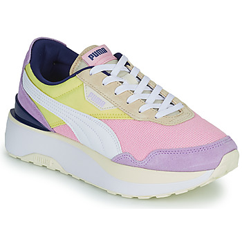 Chaussures Femme Baskets basses Puma CRUISE RIDER SILK Multicolore