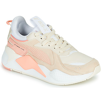 Chaussures Femme Baskets basses Puma RSX REINVENT Blanc / Rose