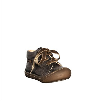 Chaussures Fille Bottines Stones and Bones Wire metal