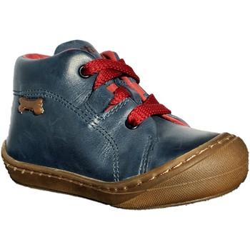 Chaussures Garçon Boots Stones and Bones Wire marine