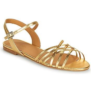 Chaussures Femme Sandales et Nu-pieds Emma Go SASKIA Doré