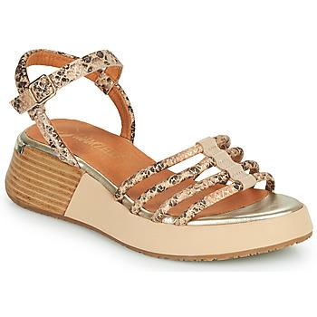Chaussures Femme Sandales et Nu-pieds Mam'Zelle CALVA Beige