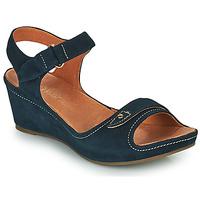 Chaussures Femme Sandales et Nu-pieds Mam'Zelle DARDA Bleu