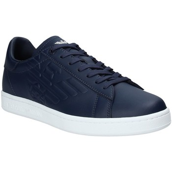 Chaussures Homme Baskets basses Emporio Armani EA7 X8X001 XCC51 Bleu