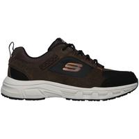 Chaussures Homme Baskets basses Skechers 51893 Marron