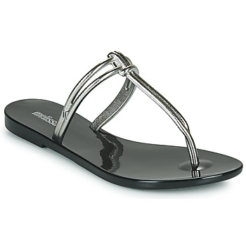 Chaussures Femme Mules Melissa ASTRAL CHROME AD Noir