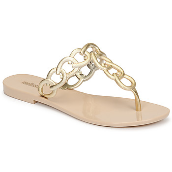 Chaussures Femme Tongs Melissa SUCCESS AD Beige