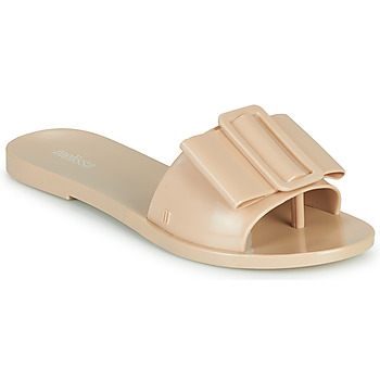 Chaussures Femme Mules Melissa BABE AD Beige