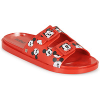 Chaussures Femme Mules Melissa WIDE - MICKEY & FRIENDS AD Rouge