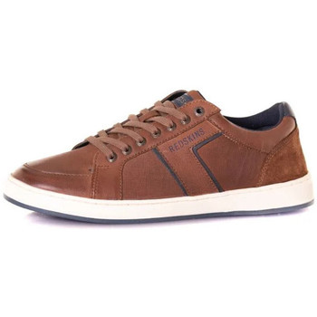 Chaussures Homme Baskets basses Chaussures Redskins MAIN BRANDY MARINE marron