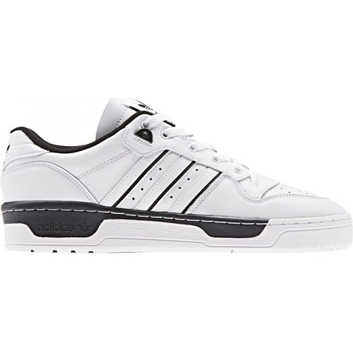adidas Originals Rivalry Low Blanc - Chaussures Baskets basses ...