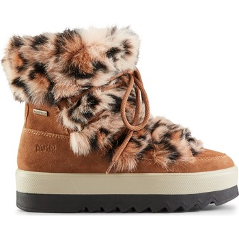 Chaussures Femme Bottes de neige Cougar Vanity Suede Oak