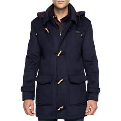 Vêtements Homme Parkas Shilton Duffle-coat rugby Bleu marine