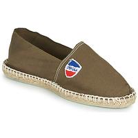 Chaussures Homme Espadrilles 1789 Cala CLASSIQUE UNI Vert
