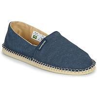 Chaussures Espadrilles Havaianas ESPADRILLE ECO Bleu