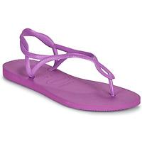 Chaussures Femme Sandales et Nu-pieds Havaianas LUNA Violet