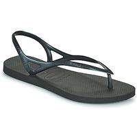 Chaussures Femme Sandales et Nu-pieds Havaianas SUNNY II Noir