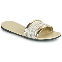 Chaussures Femme Mules Havaianas YOU TRANCOSO PREMIUM Beige