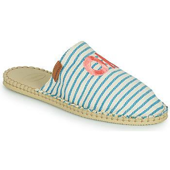 Chaussures Femme Espadrilles Havaianas ESPADRILLE MULE FUN ECO Bleu