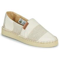 Chaussures Espadrilles Havaianas ESPADRILLE CLASSIC FLATFORM ECO Beige