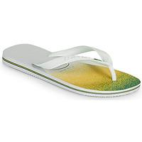 Chaussures Tongs Havaianas BRASIL FRESH Blanc