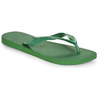 Chaussures Tongs Havaianas TOP Vert